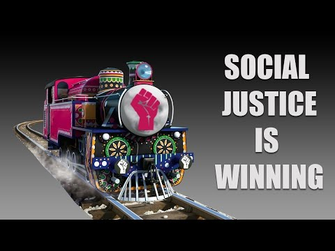 Social Justice is Winning