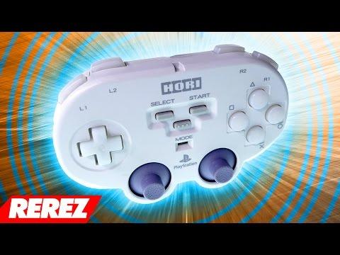 Pocket Sized Hori PlayStation Controller - Rerez