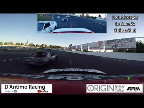 Championship Race - Sunset Speedway Mini Stock