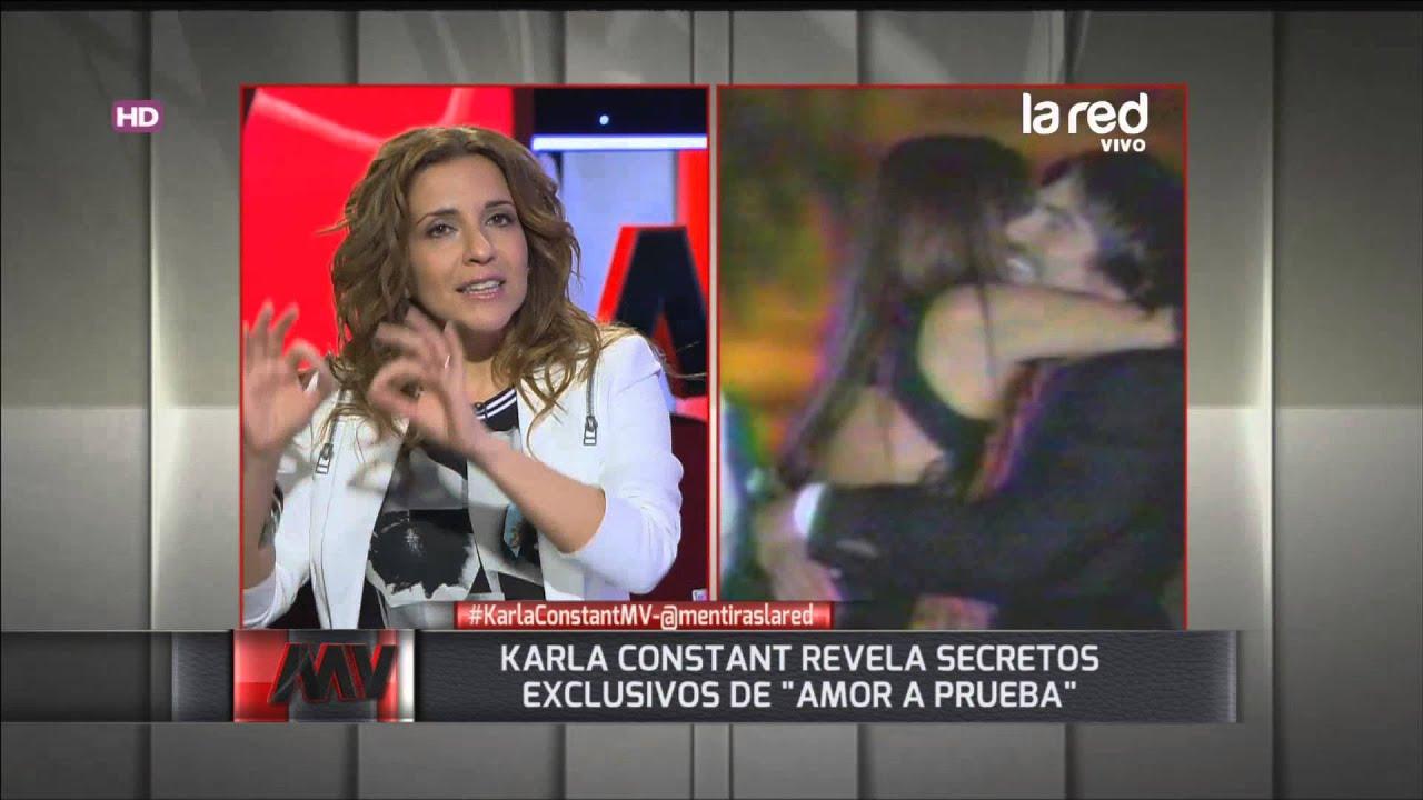"""Karla Constant: """"Me sorprendí con lo que pasaba dentro del ..."""