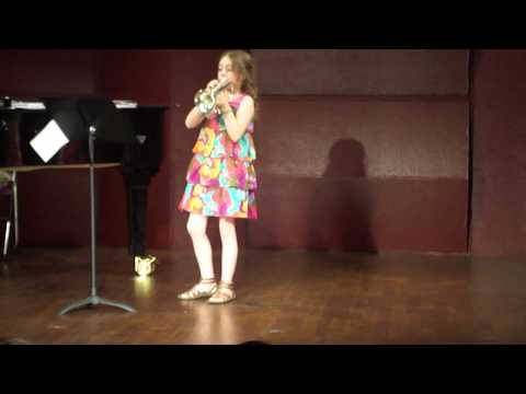 Lucienne Renaudin Vary trompette, Verdi