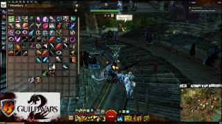 guild wars 2 6 legendary weapons the making of 2 legendary weapons at the same time