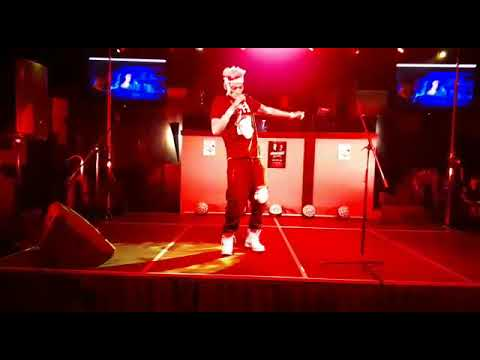 "Coco Cash  ""Live Performance"" (Opened For Bracket at Jimmys Night Club"