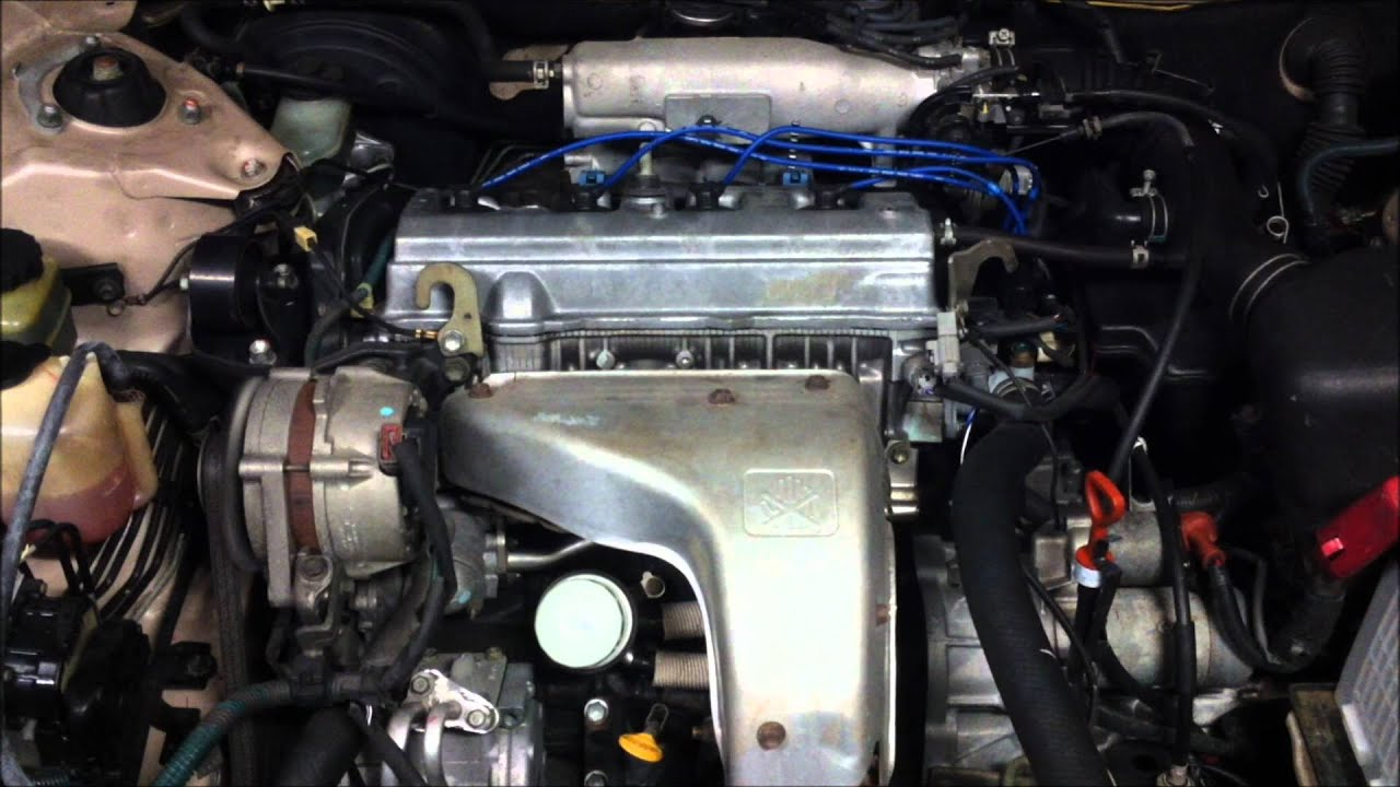 Toyota Camry1997 Inline 4 Multi Point F  Inj 2 2l 5s
