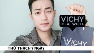 TTL | Thử thách 7 ngày - Dưỡng trắng da với bộ sản phẩm Vichy Ideal White