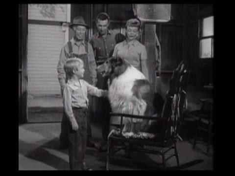 "Download Lassie - ""The Rocking Chair"" - Episode #149 - Season 5, Ep. 6 - 10/12/1958"