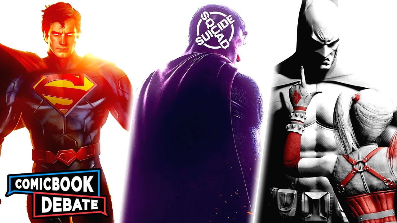 Rocksteady Reveals Suicide Squad: Kill The Justice League | When Will We Get a Superman Game?