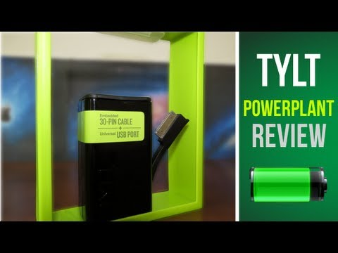 tylt-powerplant-portable-battery-charger-for-iphone,-ipod-touch-and-ipad:-review