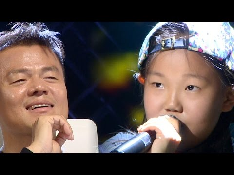 This 10 Years Old Girl Just Killed It! 'Something New' 《KPOP STAR 6》 EP01