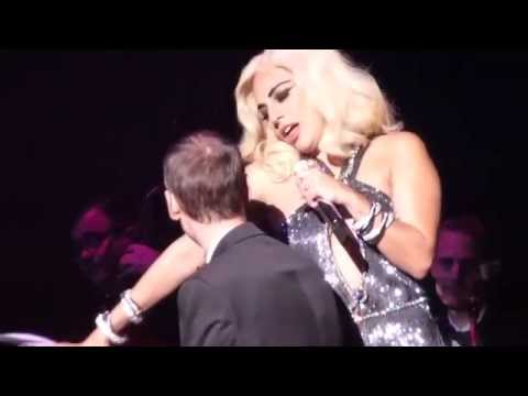 Lady Gaga - Evry Time We Say Goodbye  in Concord