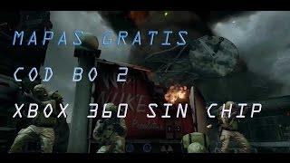 Descargar DLC call of duty black ops2 para xbox 360 sin chip y lt3.0, video  Versión Beta
