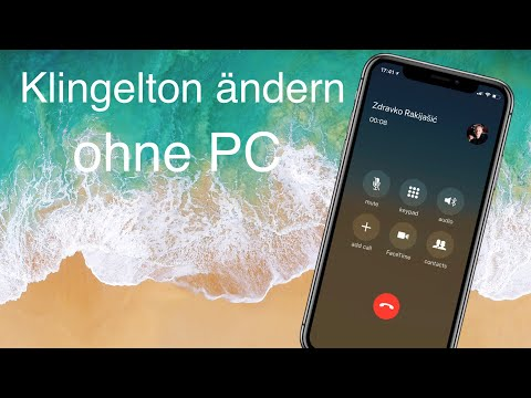 iPhone Klingelton ändern (ohne PC)