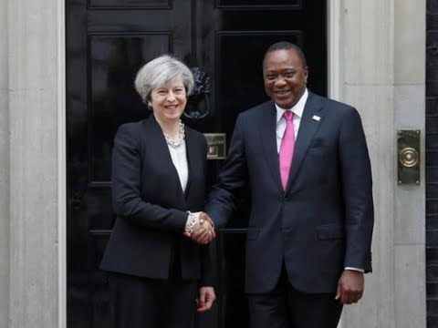 List of focus-agenda that Kenya and United Kingdom are signing deals on