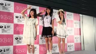 2016/5/1横浜 AKB48フォトセッション&囲み取材(音声付き)【B】#16 ...