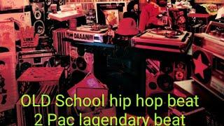 Old school beat hip hop type beat