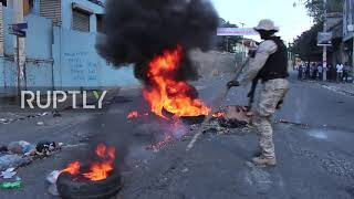 Haiti: More violence on third day of anti-government protests