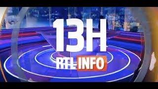 RTL Info 13H - 15/08/2018 - RTL TVI