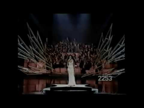Diana Ross - I Just Called To Say I Love You (Live) 57th Annual Academy Awards 1985