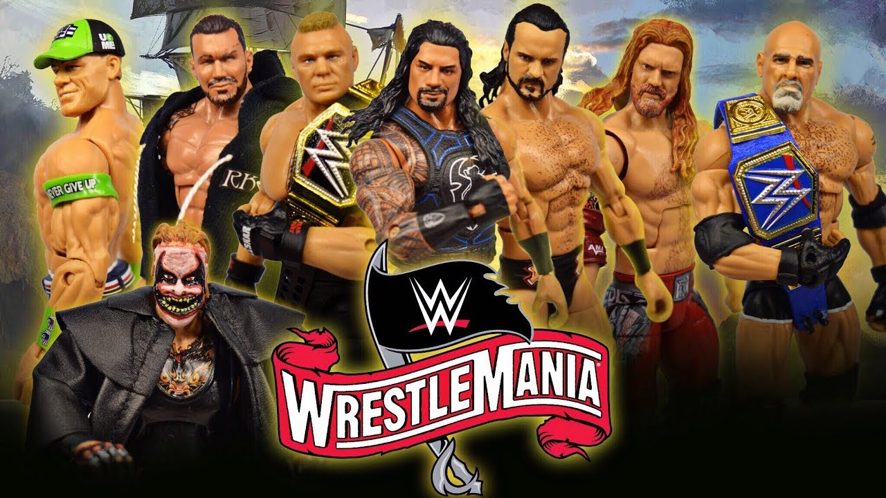 WWE WrestleMania 36: Results, insane ending, match ratings and ...