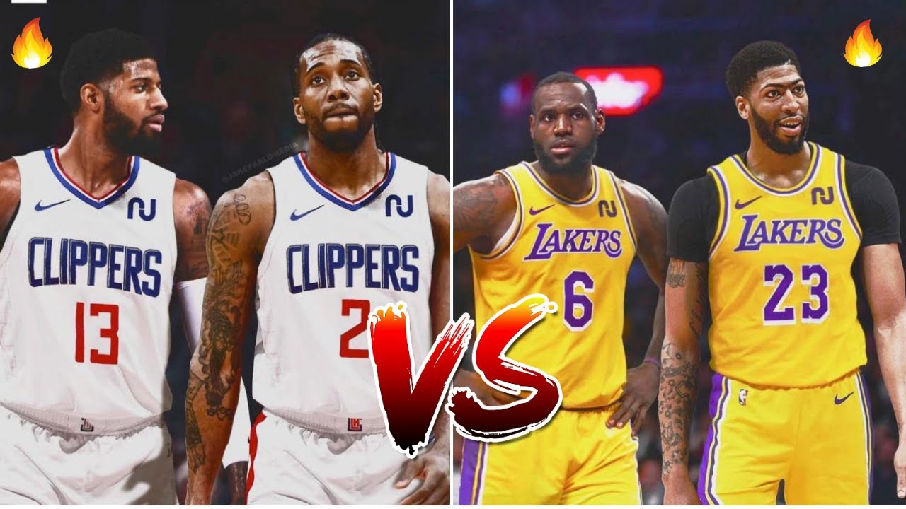 Lakers vs Clippers: Who's the BEST Team in Los Angeles ...Lakers Vs Clippers