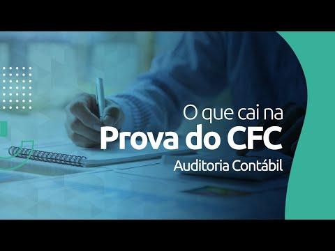 O Que Cai na Prova do CFC - Auditoria Contábil