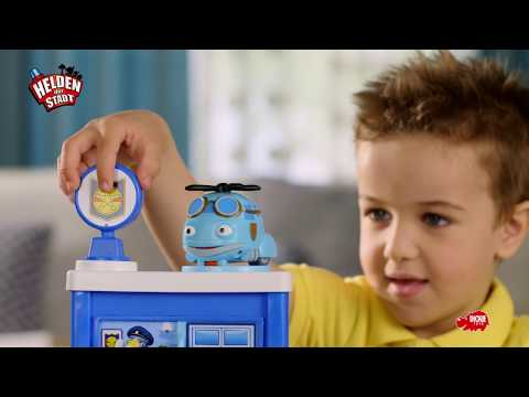 Helden der Stadt - Spielzeug TV Spot von Dickie Toys
