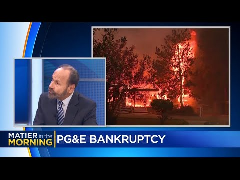 At Issue: PG&E Fire Liability and Bankruptcy