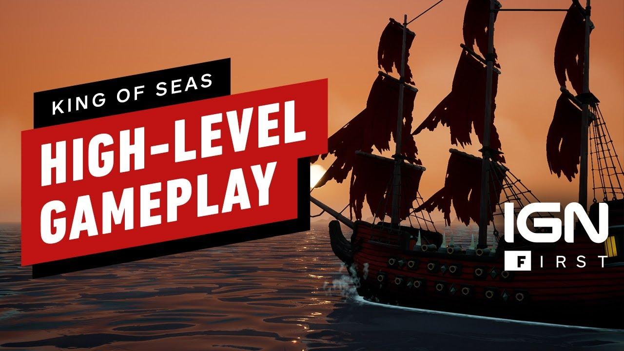King of Seas - 15-Minute Gameplay Walkthrough - IGN