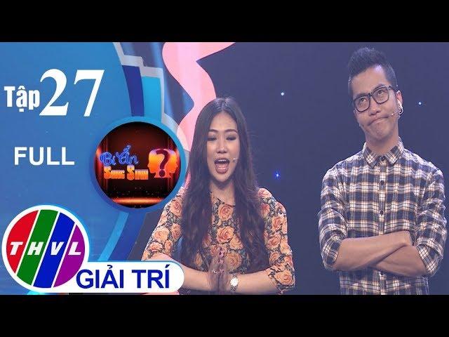 THVL l Bí ẩn song sinh - Tập 27: Diễn viên Nguyễn Mỹ Linh