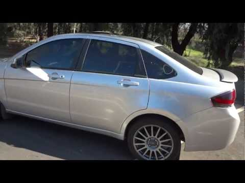 2010 Ford Focus Sedan SES walkaround and review with revs