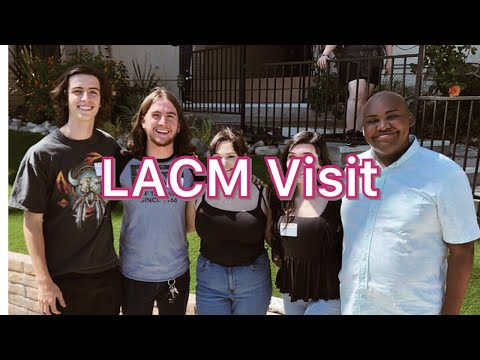 Visiting Los Angeles College Of Music
