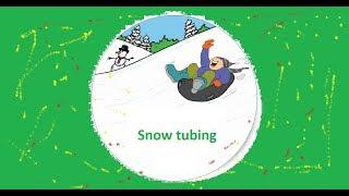 Snow Tubing Villa Olivia Fun, relax and De-Stress :) Snow Tubing Ra...
