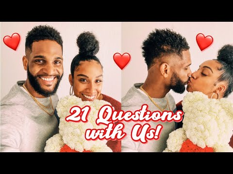 21 Questions With Us | POF - Plenty Of Fish Dating Site |Success Story | Valentines Day Special