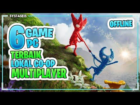 6 Game PC CO-OP Local Multiplayer Terbaik