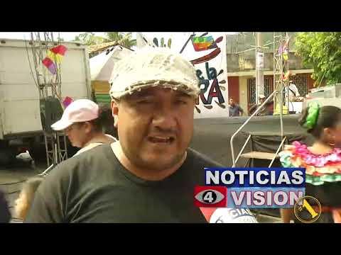 Convivencia cultural en Panchimalco.