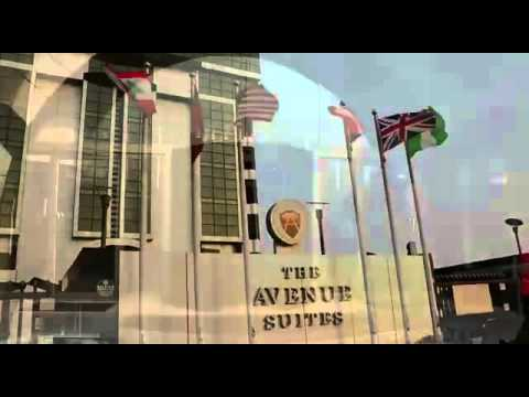 Luxury Hotels: The Avenue Suites Hotel, Lagos Nigeria