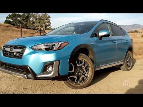 Subaru Crosstrek Hybrid Review | Autotrader