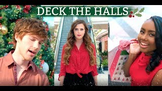 Deck The Halls - (Tiffany Alvord, Tanner Patrick, & Jamie Grace Cover) Simon Sings