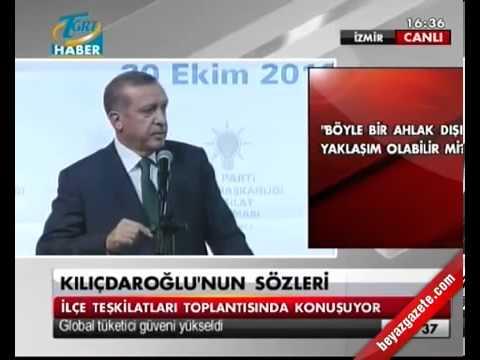 Recep Tayyip Erdoğan diss Kemal Kılıçdaroğlu (sıkı cevap)