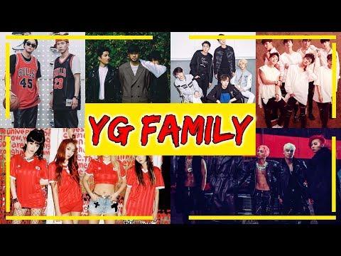 YG FAMILY   'GO AWAY' , 'GANGNAM STYLE' ,'FANTASTIC BABY' LIVE PERFORMANCES