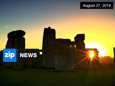 More Monuments Found At Stonehenge - August 27, 2014