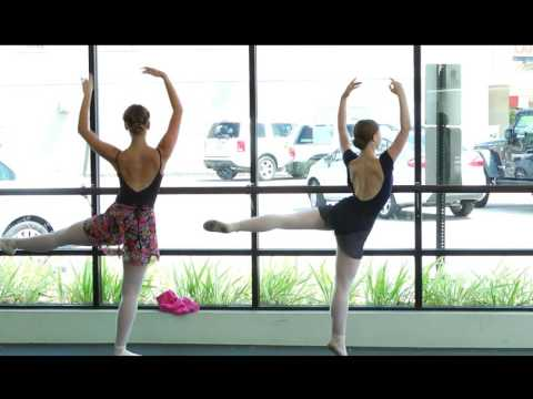 Katerina's Ballet Class