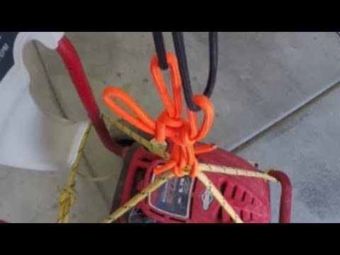 ROPE ONLY Block And Tackle System