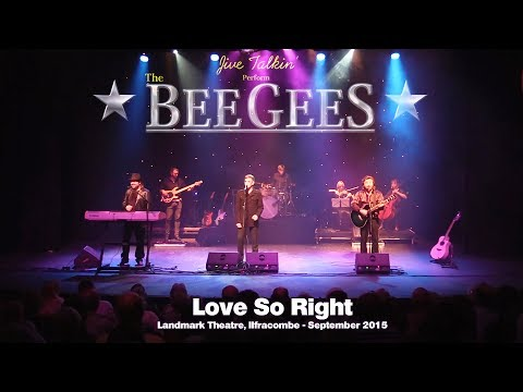 Love So Right - Live In Concert - Ilfracombe 2015