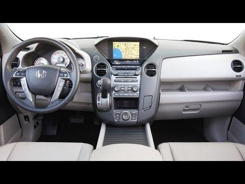 Honda   2015 Honda Pilot Interior