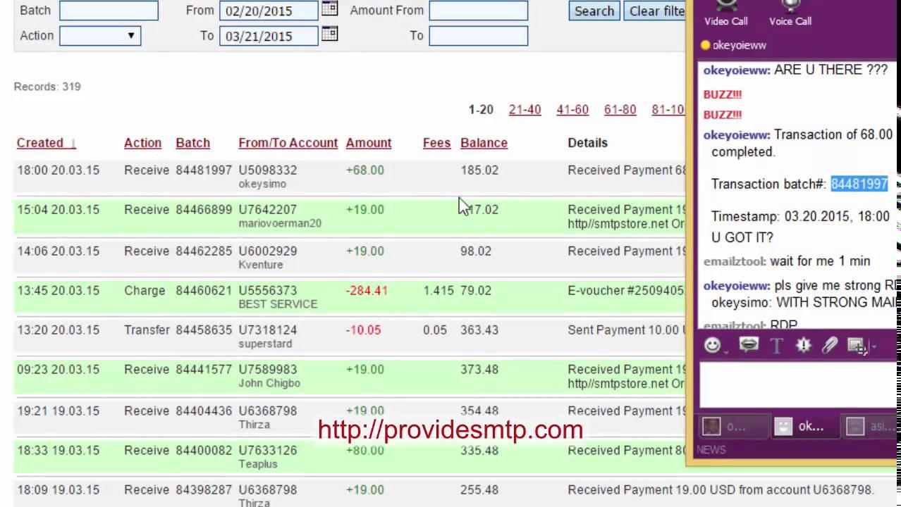 Buy Providesmtp com VIP SMTP Server - 1,000,000 mail sending per day