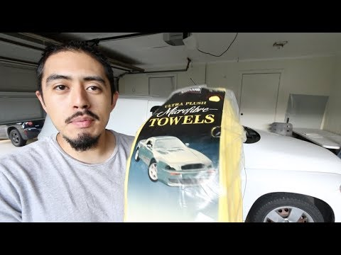 Kirkland Signature Towels Review - Auto Detailing Microfiber Towels