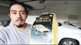 Kirkland Signature Towels Review - Auto Detailing Microfiber Towels