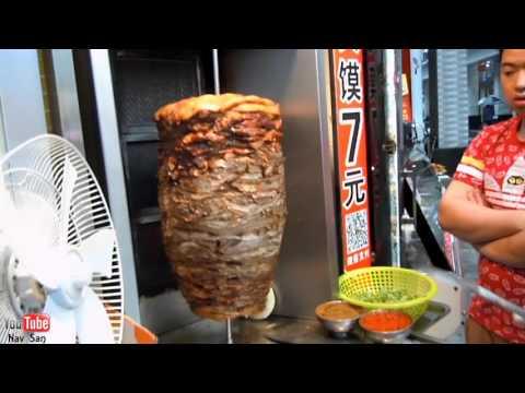 Chinese Street Food Adventures Shenzhen China