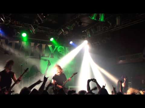 Kataklysm - As I Slither LIVE 2014
